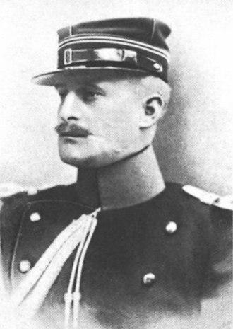 Hans Ormund Bringolf - Bringolf as a Swiss Military Attaché