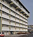 Hans chr. hansen, architect, bellahøj koblingsstation, copenhagen, 1961-68. main facade. (9701963090).jpg