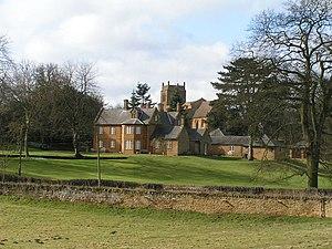 Harlestone - Harleston House