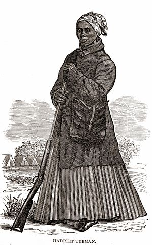 299px-Harriet_Tubman_Civil_War_Woodcut.jpg