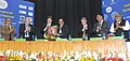 Harsh Vardhan and the Minister of Science, Technology and Space, Israel Mr. Ofir Akunis at the inauguration of the India International Science Film Festival, in New Delhi.jpg