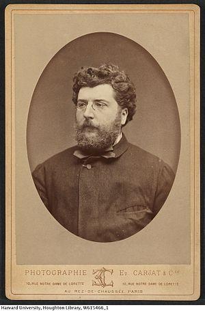 L'Arlésienne (Bizet) - The composer