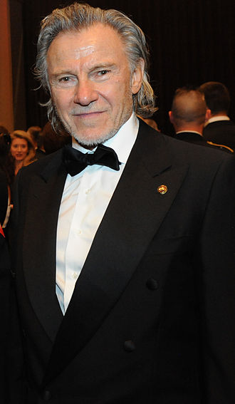 Harvey Keitel - Harvey Keitel in November 2009