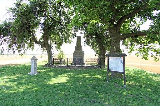 Hassenhausen - Denkmal für den Herzog von Braunschweig