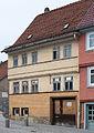 Hausruine Eisenach Thüringen - ruined hause Eisenach Thuringia Germany - 2.jpg