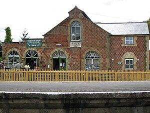 Havenstreet railway station - Image: Haven Street Station