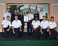 Hawaii Wing CAP members present honorary membership.jpg