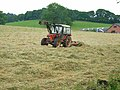 Haymaking near Berry Hill Farm - geograph.org.uk - 199437.jpg
