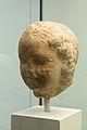 "Head of a ""bear virgin"", Pentelic marble, 350 - 325 BC, Prague Kinsky, NM-H10 4739, 151663.jpg"