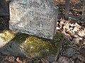 Headstone in Skagway cemetery - panoramio.jpg