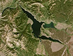 Hebgen Lake - WikiVisually