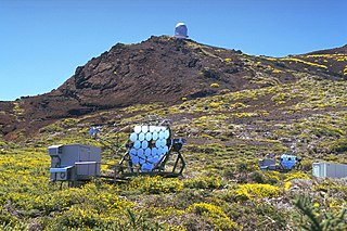 Reflecting telescope telescopes that reflect light with a combination of mirrors