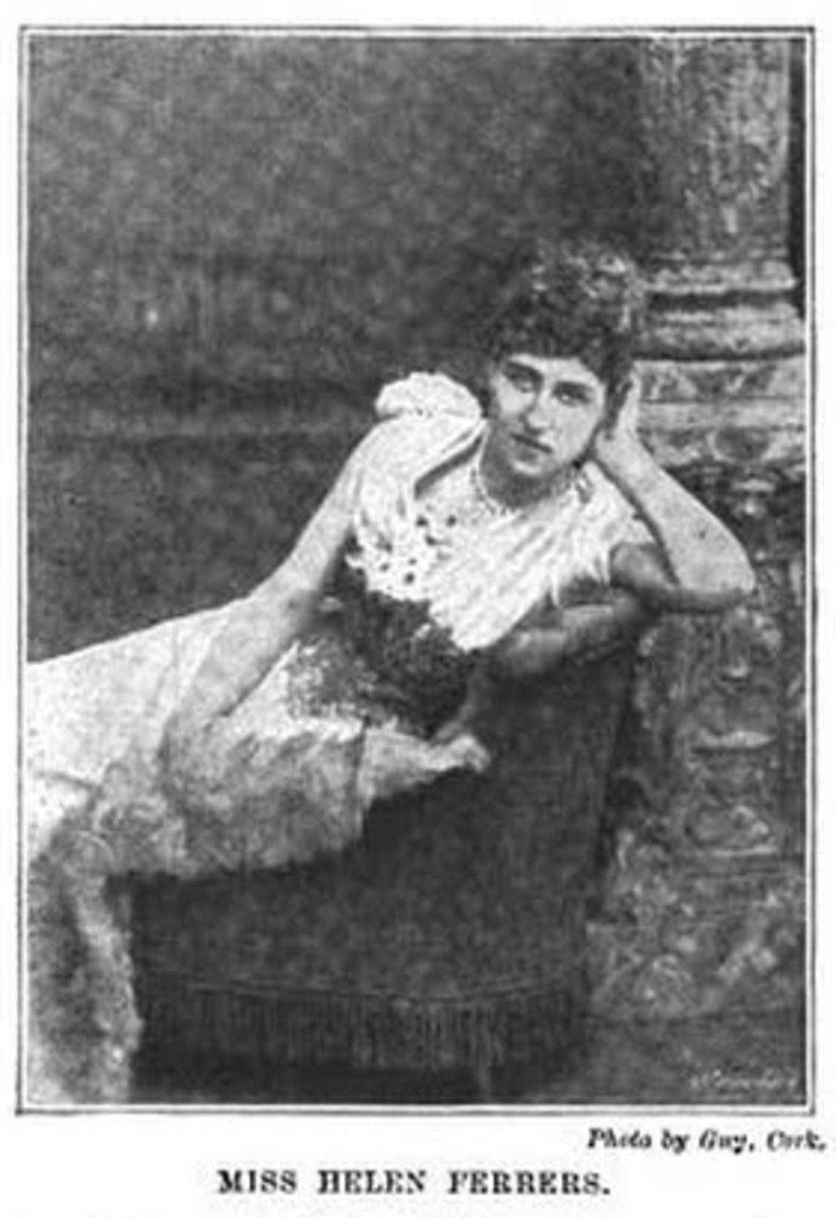 Helen Ferrers