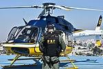 Helicóptero da PRF decola da sede estadual da instituição em Curitiba (36862717480).jpg