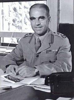 Henry Wells (general) Australian general, Chairman, Chiefs of Staff Committee, Chief of the General Staff