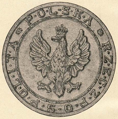 Herb Rzeczypospolitej 1919-1927