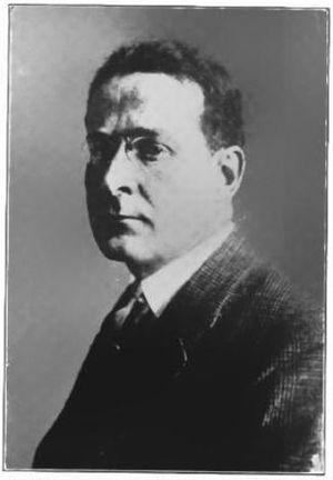 Herbert Bayard Swope - Swope circa 1917