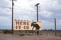 Here it is! Jackrabbit Trading Post, Route 66, Joseph City, Arizona LCCN2009634052.tif
