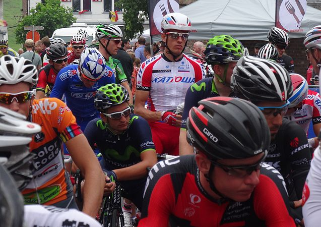 Herve - Tour de Wallonie, étape 4, 29 juillet 2014, départ (D16).JPG