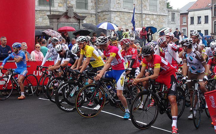 Herve - Tour de Wallonie, étape 4, 29 juillet 2014, départ (D35).JPG