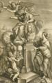 Hesperi et Phosphori nova phaenomena sive observationes circa planetam Veneris (1728) (cropped).png
