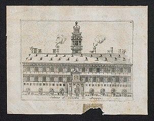 Het Hansahuis (of Oostershuis) te Antwerpen