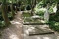 Highgate Cemetery - East - Marx (first grave) 01.jpg