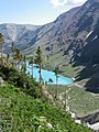 Hike up to the remains of Siyeh Glacier - panoramio.jpg
