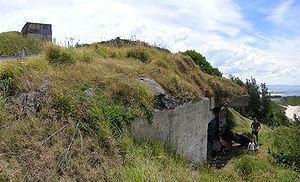 Illowra Battery - Image: Hill 60. battery port kembla