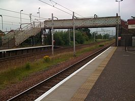 Hillington West railway station in 2009.jpg