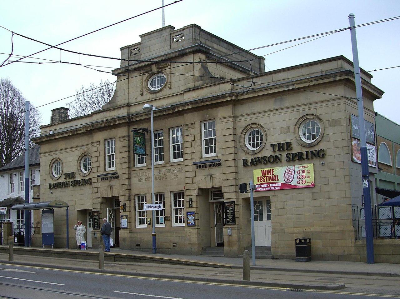 Baths Pub And Kitchen  Green Street Macclesfield Cheshire Skjh