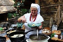 Historic Food Festival in Biskupin Poland.jpg