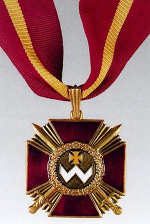Order of Bohdan Khmelnytsky - Image: Hmel 1