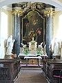 Holešov, kostel svaté Anny, interiér.jpg