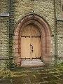 Holy Trinity Church, Failsworth, Doorway - geograph.org.uk - 1154631.jpg