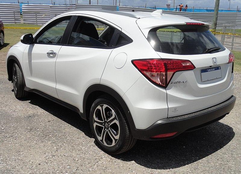 File:Honda HR-V 2015 in Punta del Este.JPG - Wikimedia Commons