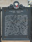 HonorioVentura HistoricalMarker SanFernandoCityPampanga.jpg