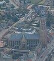 Hoogstraten (Belgium) - Church of Saint Catherine, aerial view.jpg