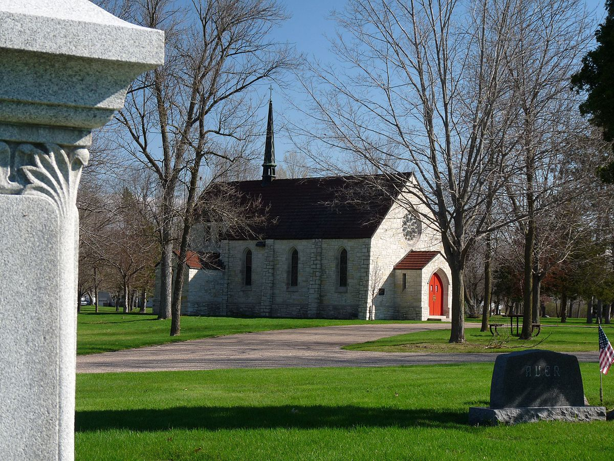 James Stephen Hoover And Elizabeth Borland Memorial Chapel