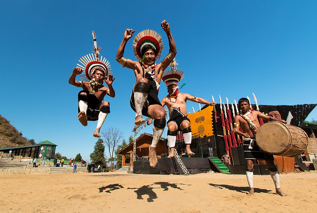 Hornbill Festival, Pix by Vikramjit Kakati