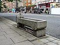 Horse Trough, Bayswater Road, London W2 (geograph 3582948).jpg