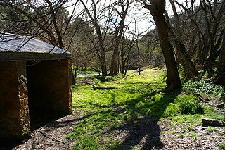 Horsnell Gully Conservation Park Protected area in South Australia
