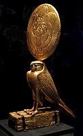 Horus au disque solaire Nebkepruré B.jpg