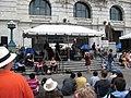 Hot Club of New Orleans - French Quarter Festival, New Orleans, 2009.jpg