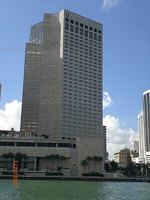 InterContinental Miami - Image: Hotelintercontinenta l