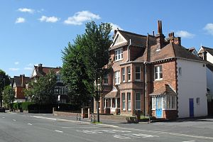 Clayton & Black - From 1895, the firm was responsible for a large area of expansive red-brick housing in Hove.