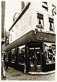 Houttil 42, hoek Magdalenenstraat 2, ijzerwinkel De Magneet N. Zomerdijk. Zijgevel. Rijksmonument. M - RAA011001822 - RAA Elsinga.jpg