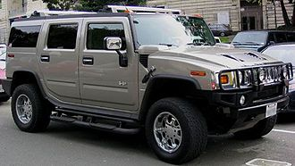 Passenger vehicles in the United States - A Hummer H2, popular in the early 2000s but later discontinued, has an estimated fuel economy of 9 miles per gallon (MPG), and is often criticized by environmentalist groups for its poor fuel economy.