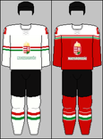 Hungary national ice hockey team jerseys 2016.png