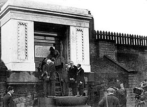 William Huskisson - Unveiling of the Huskisson Memorial, 1913
